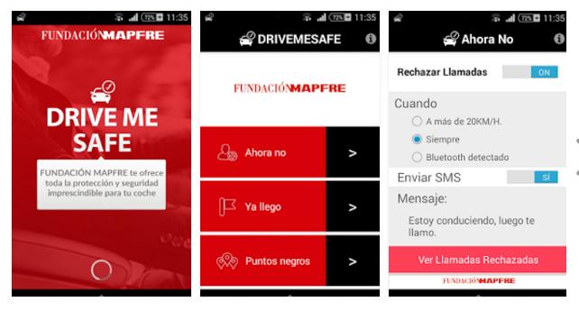 driveme safe app