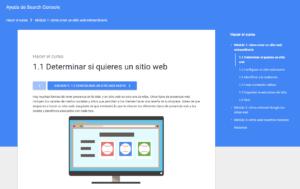 curso webmasters